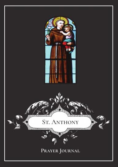 St. Anthony of Padua Prayer Journal