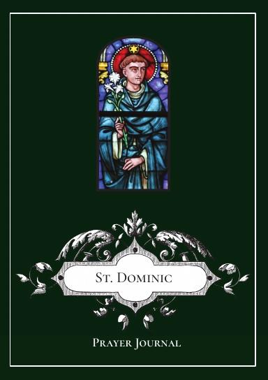 St. Dominic Prayer Journal