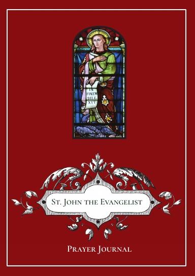 St. John the Evangelist Prayer Journal