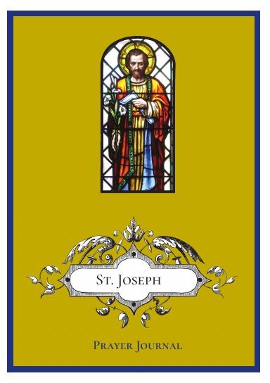 St. Joseph Prayer Journal