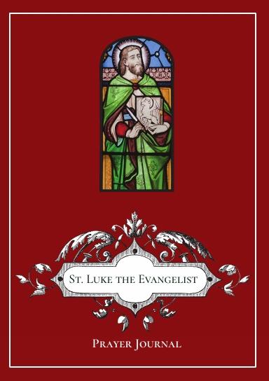 St. Luke the Evangelist Prayer Journal