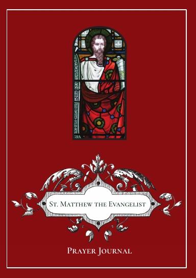 St. Matthew the Evangelist Prayer Journal