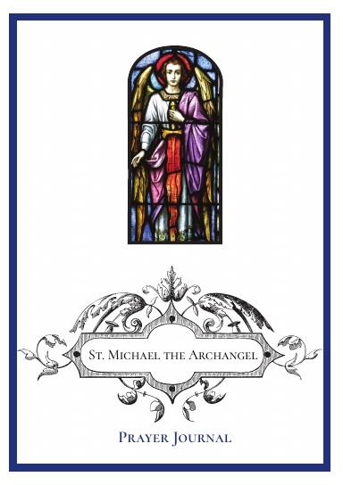 St. Michael the Archangel Prayer Journal