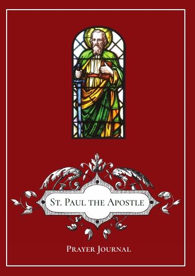 St. Paul the Apostle Prayer Journal