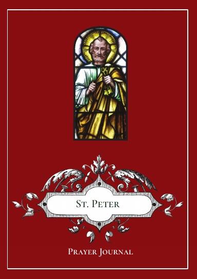St. Peter Prayer Journal