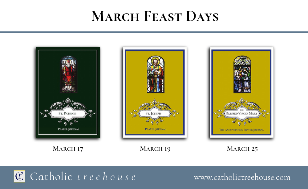 March Feast Days