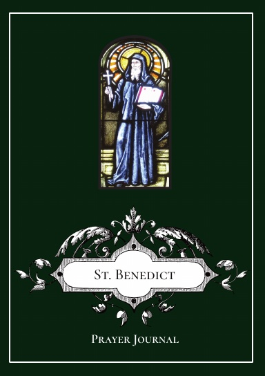 St. Benedict of Nursia Prayer Journal