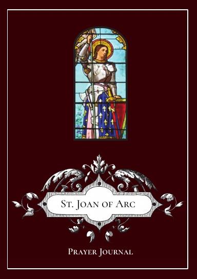 St. Joan of Arc Prayer Journal