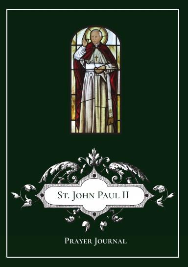 St. John Paul II Prayer Journal