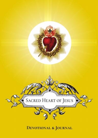Sacred Heart of Jesus Devotional Journal